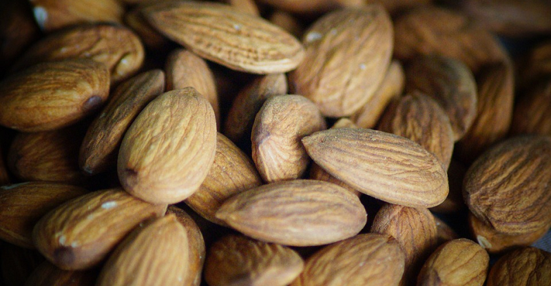 almond potein image